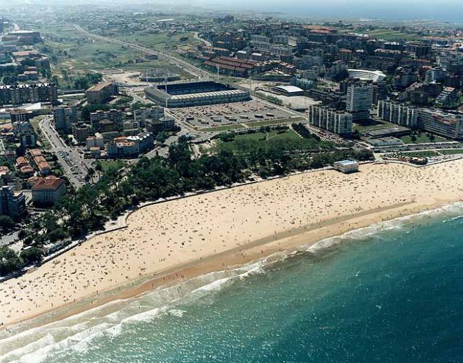 Playa de Sardinero (Santander)