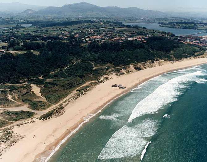 Playa de Somo (Ribamontán al Mar)