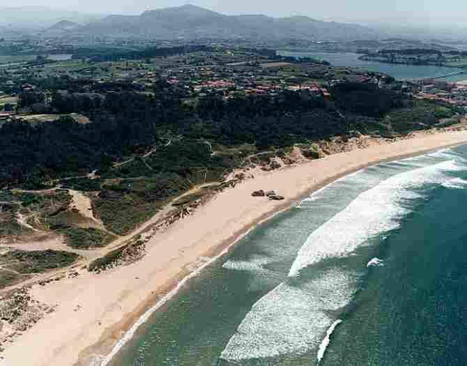 Somo Beach (Ribamontán al Mar)