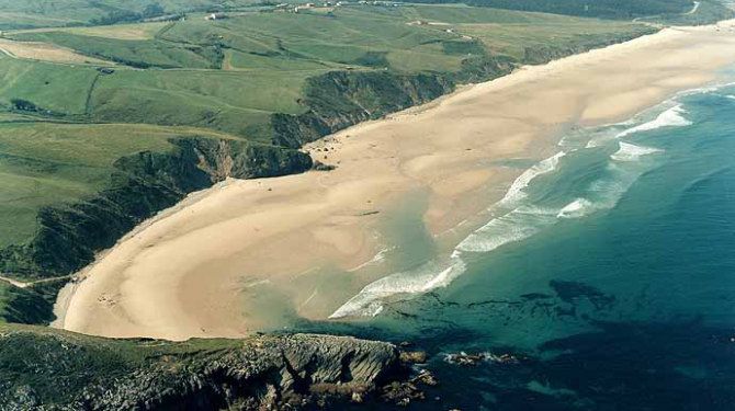 The best beaches of Cantabria