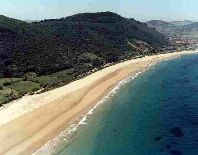Tregandín Beach (Noja)