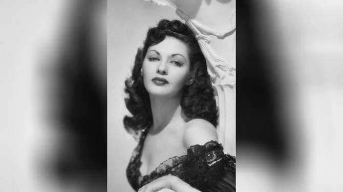 Os melhores filmes de Yvonne De Carlo
