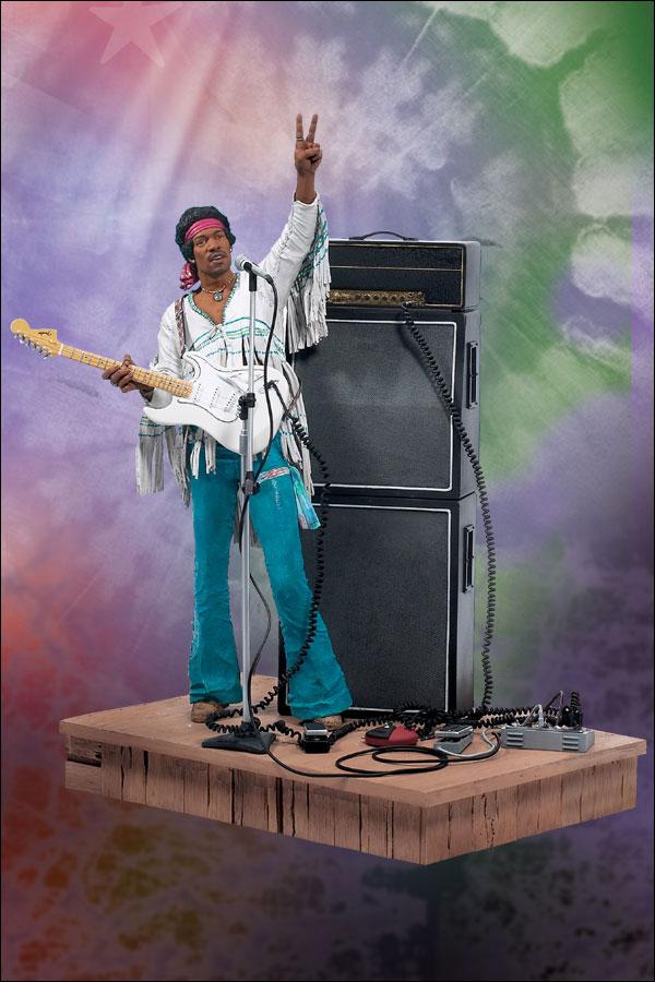 Jimi Hendrix.
