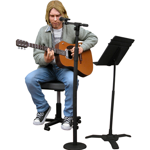 Kurt Cobain Acoustic.