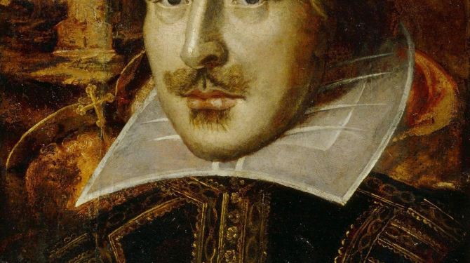 The best works of William Shakespeare