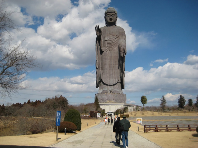 Тянь Тан Будда