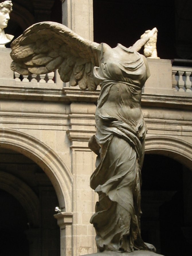 Chiến thắng của Samothrace