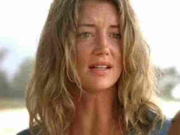 Cynthia Watros in Lost