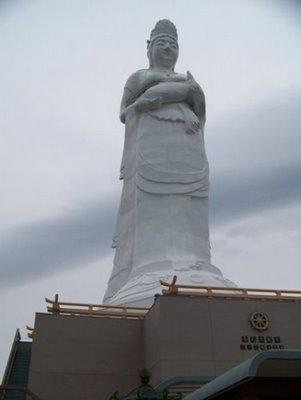 Dai Kannon of Kamaishi