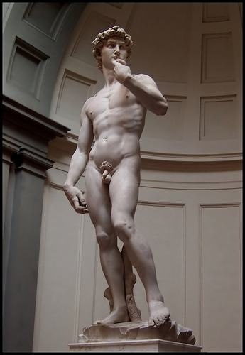 David al lui Michelangelo