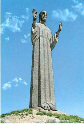 Hristos al Otero