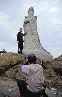 Marele Matzu din Insula Meizhou