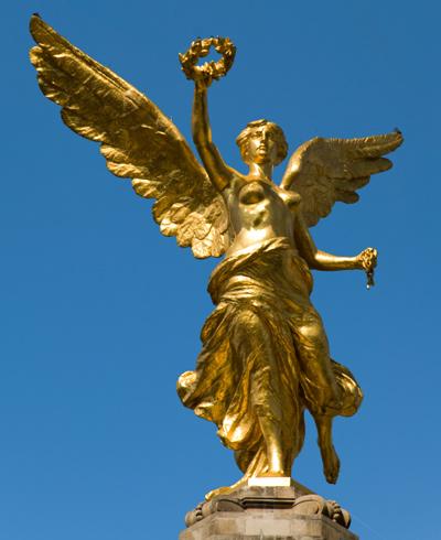 O anjo da independência