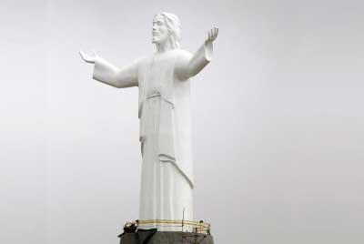 O Cristo apaixonado