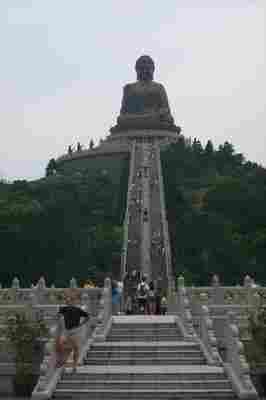 Tian Tan Buda de Ngong Ping