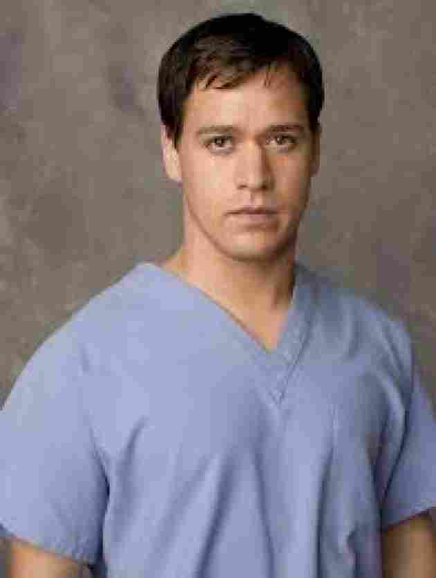 TR Knight in Grey's Anatomy