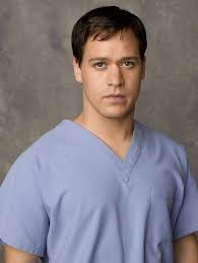 TR Ritter in Greys Anatomy