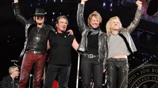Bon Jovi最佳歌曲