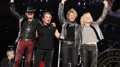 Najlepsze piosenki Bon Jovi