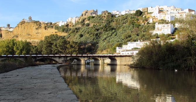 Arcos de la Frontera (Sierra de Cadix)
