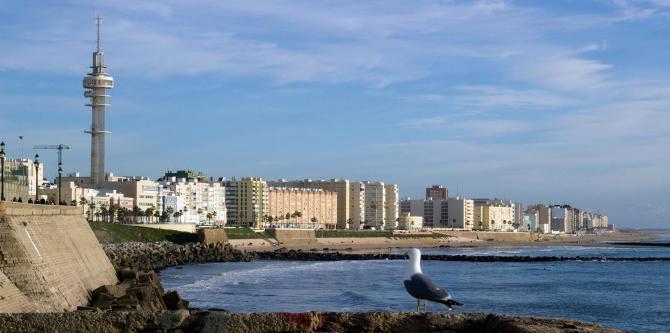 Cádiz (Bay of Cádiz)