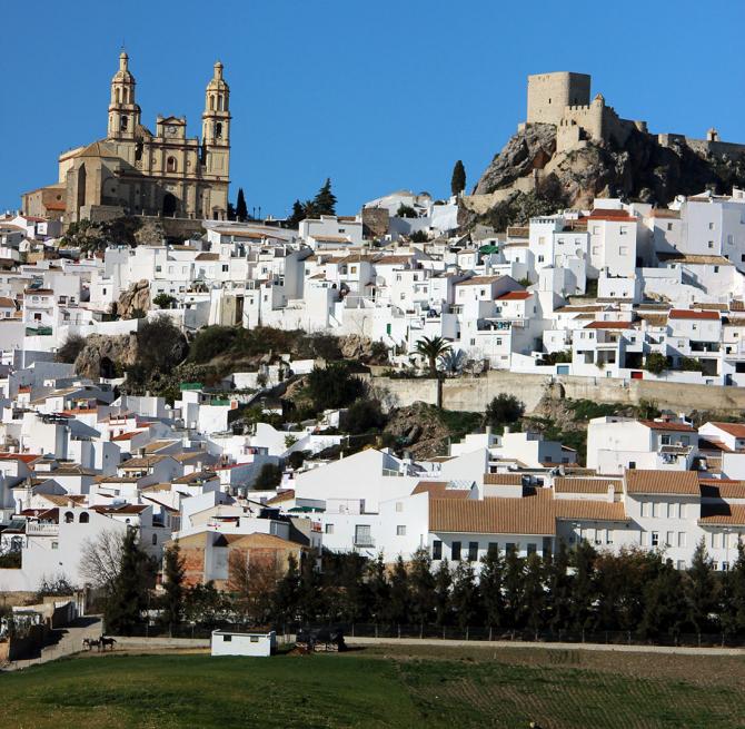 Olvera (Sierra de Cadix)