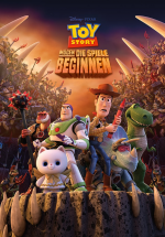 Toy Story - Mögen die Spiele beginnen