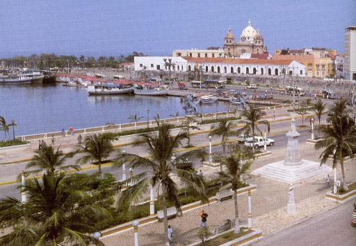 Carthagène des Indes (Colombie)
