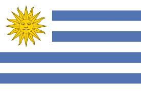 Uruguay 176,215 km²