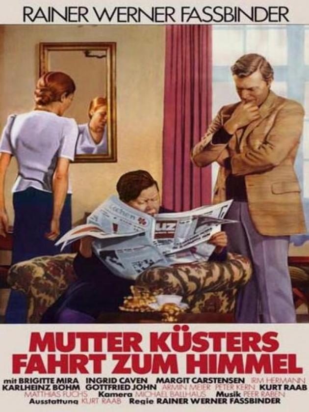 A Jornada da Felicidade de Mama Küster (1975)