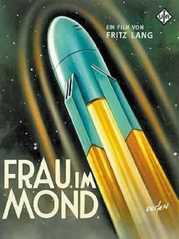 A mulher na lua (1929)