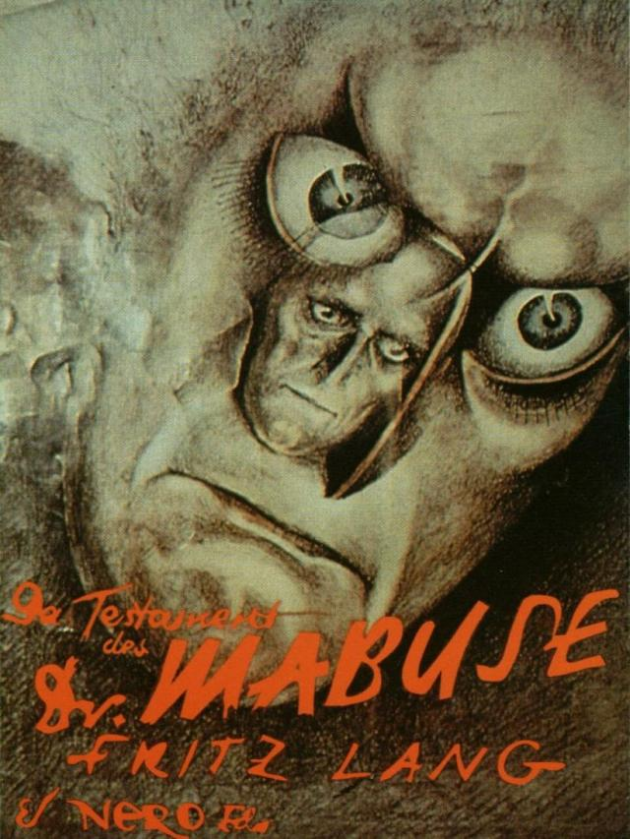 A vontade do Dr. Mabuse (1933)