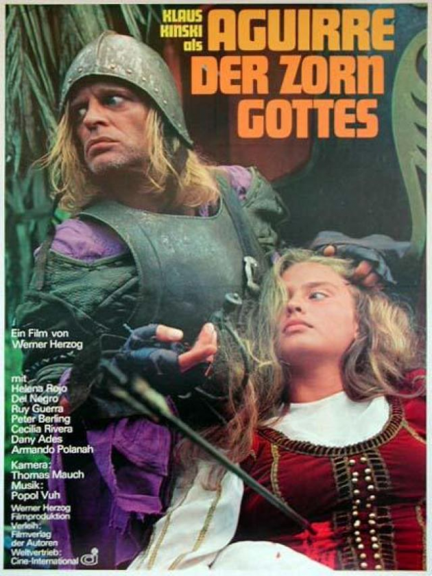 Aguirre, a ira de Deus (1972)