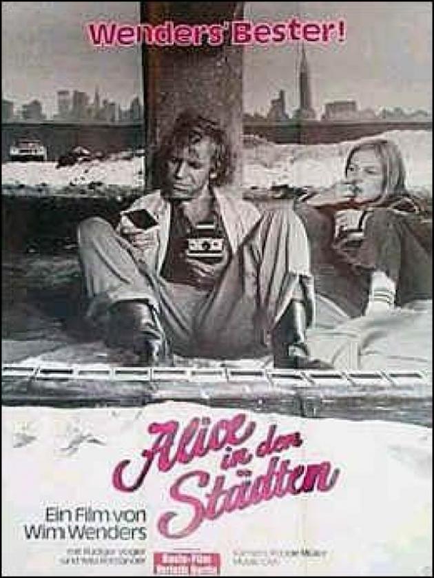 Alicia en las ciudades (1974)