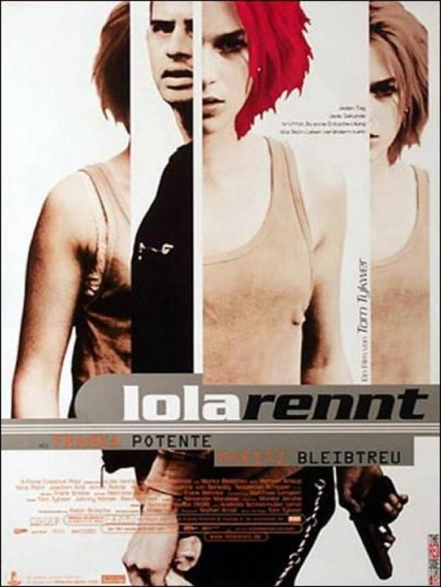 Corra, Lola, corra (1998)