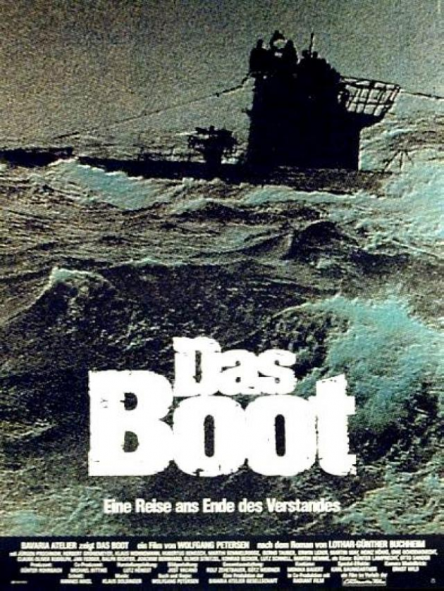 Das Boot The submarine (1981)