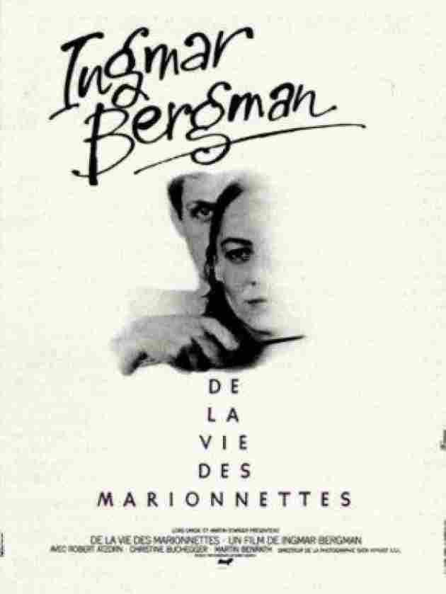 De la vida de las marionetas (1980)