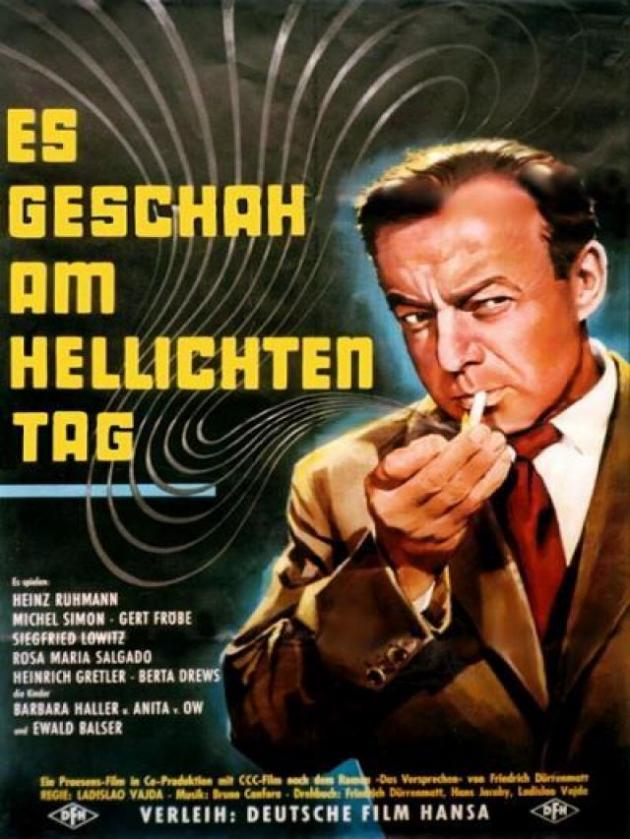 Der Köder (1958)