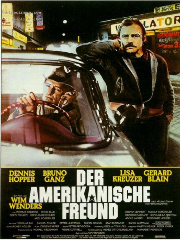 El amigo americano (1977)