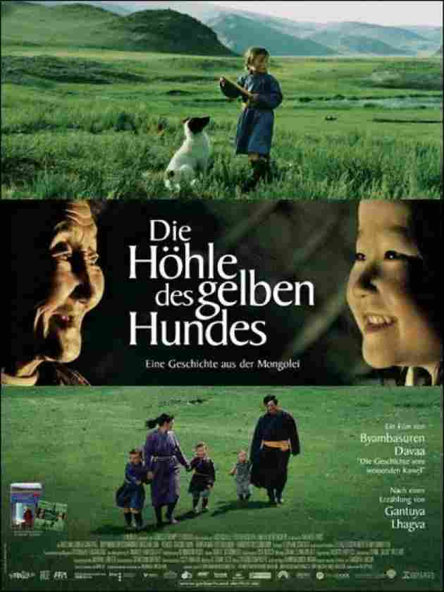 El perro mongol (2005)