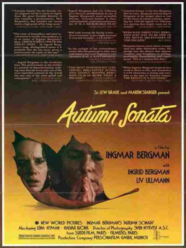 Fall Sonata (1978)