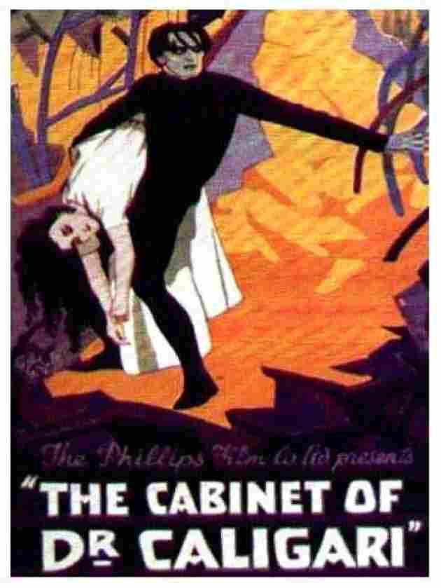 Il gabinetto del Dr. Caligari (1920)