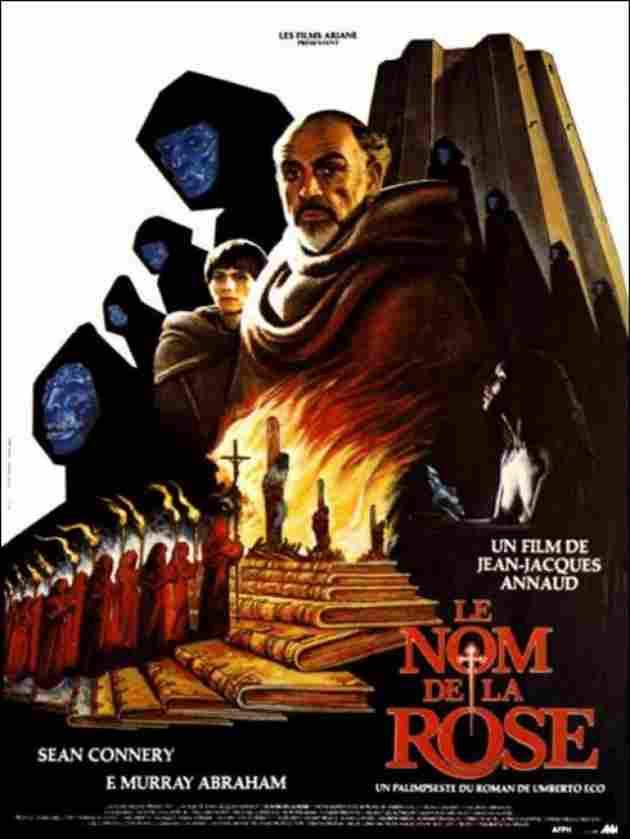 Il nome della rosa (1986)