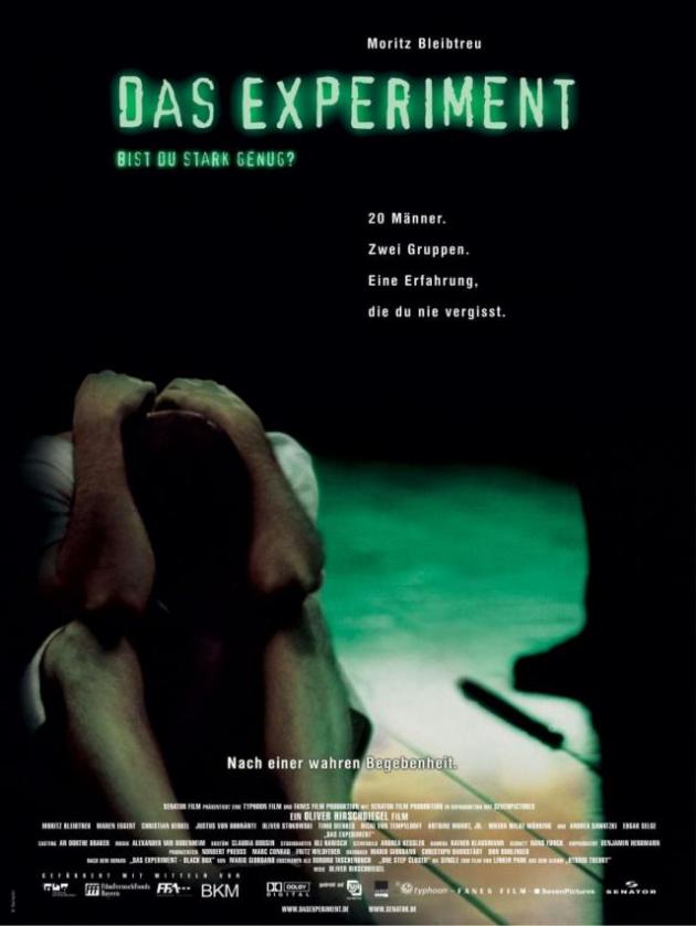 L'expérience (2001)