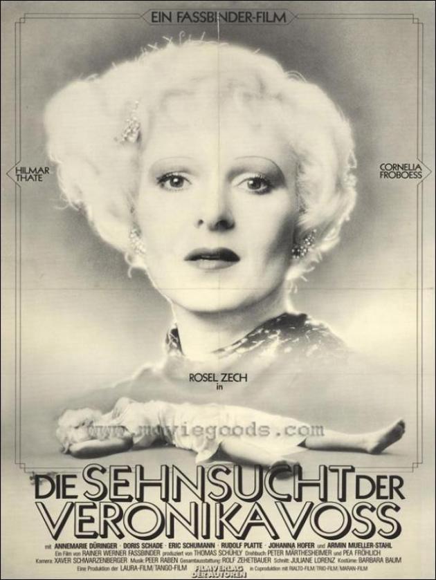 L'inquiétude de Veronika Voss (1982)