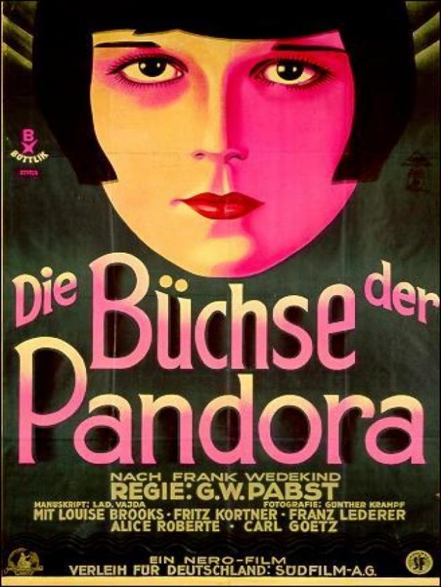 La caja de Pandora (Lulú) (1928)