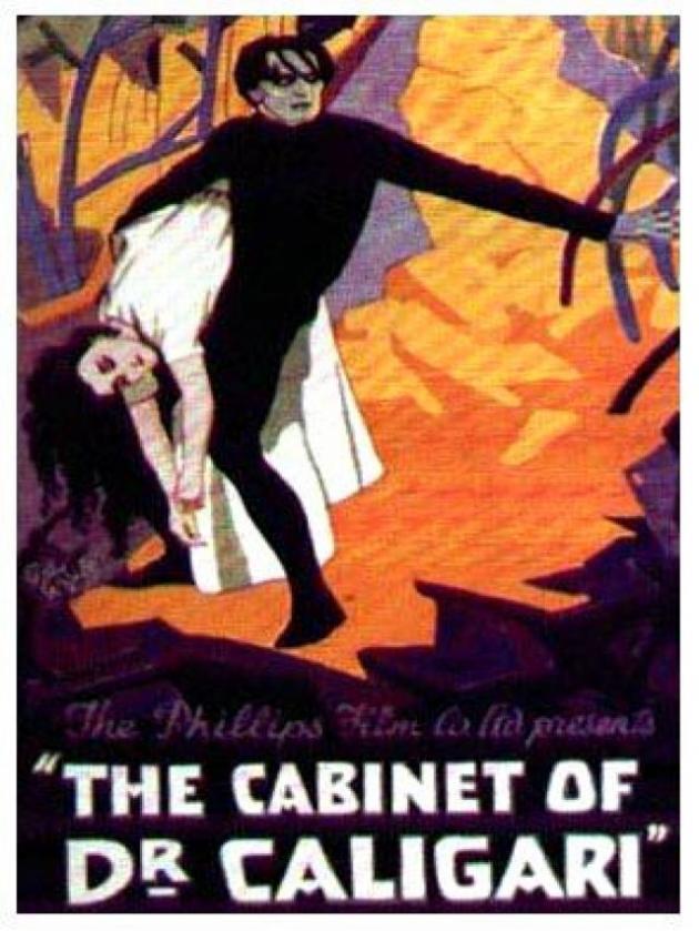 Le cabinet du Dr. Caligari (1920)