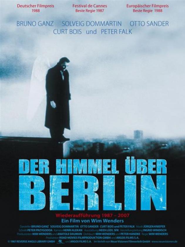 Le ciel au-dessus de Berlin (1987)