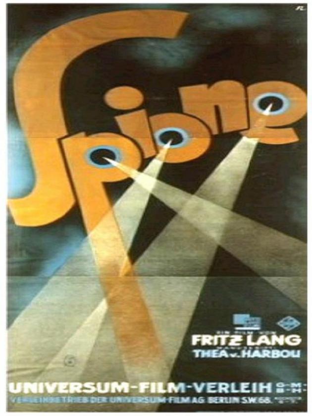 Les espions (1928)