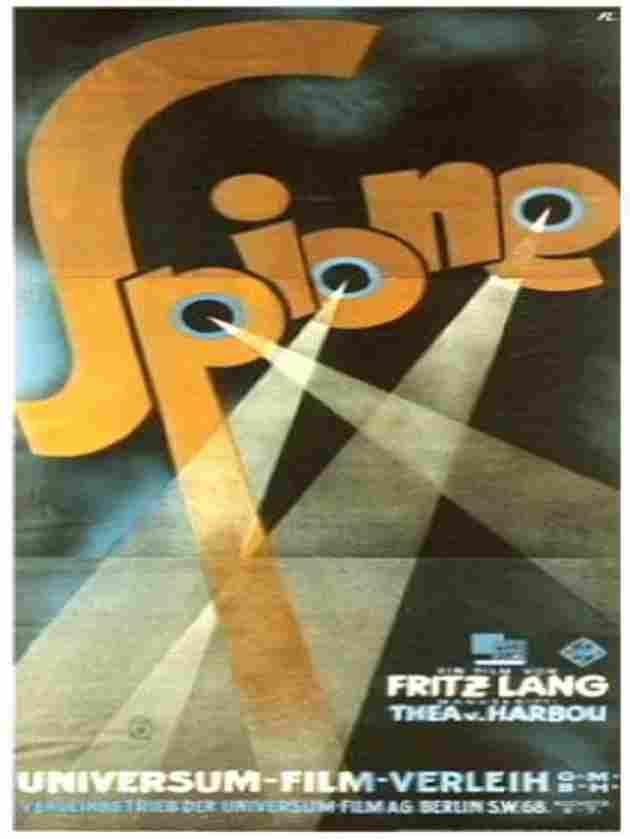 Los espías (1928)